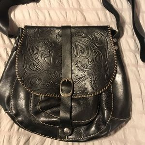 Patricia Nash black purse- so cute!